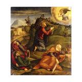 The Agony in the Garden Giclee Print by Girolamo da Santacroce