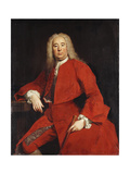 Portrait of a Gentleman, Traditionally Identified as George Frederick Handel (1685-1759),… Giclee Print by Allan Ramsay