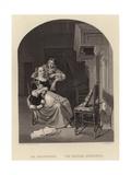 The Musical Rehearsal Giclee Print by Pieter van Slingelandt
