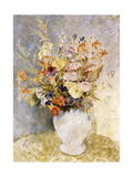 Mixed Flowers Giclee Print by Glyn Warren Philpot