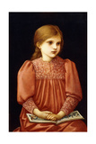 Little Dorothy Mattersdorf, 1893 Giclee Print by Sir Edward Coley Burne-Jones