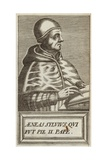 Pope Pius II Giclee Print by Andre Thevet