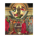 The Assumption of the Virgin Giclee Print by Marcellus Coffermans