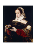Saint Mary Magdalen Giclee Print by Ambrosius Benson
