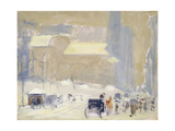 Park Street Church, Boston Giclee Print by Arthur Clifton Goodwin