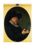 Johan Van Oldenbarnevelt Lámina giclée por Jacob Gerritsz Cuyp