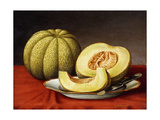 Cantaloupe Giclee Print by Levi Wells Prentice