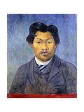 Portrait of Mai Chaipp; Portrait De Mai Chaipp, 1889 Giclee Print by Paul Serusier