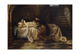 Romeo and Juliet, 1886 Giclee Print by Francis Sydney Muschamp