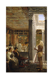 The Juggler, 1870 Giclee Print by Sir Lawrence Alma-Tadema