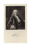 Richard Mead Giclee Print by Allan Ramsay
