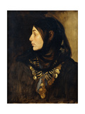 A Fellah Woman Giclee Print by John Singer Sargent