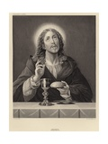 Jesus Giclee Print by Carlo Dolci