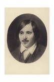Nikolai Gogol, Russian Novelist, Dramatist and Short Story Writer Giclee Print by Aleksandr Andreevich Ivanov