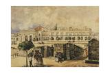 Central Park; Parque Centrale Giclee Print by Victor Patricio Landaluce