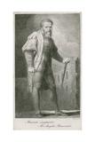 Michelangelo Buonarroti Giclee Print by Henry Fuseli