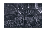 The Marching Watch, 1920's Giclee Print by Richard Caton II Woodville