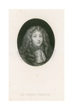 Le Grand Dauphin Giclee Print by Jean the Elder Petitot