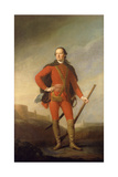 Portrait of Charles, 5th Earl of Elgin and 9th Earl of Kincardine, Standing Full Length in a… Giclee Print by Allan Ramsay