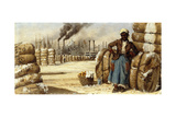 At the Levee Giclee Print by William Aiken Walker