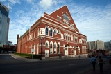 The Ryman Auditorium in Nashville Tennessee Photographic Print