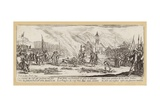 The Miseries and Misfortunes of War Giclee Print by Jacques Callot