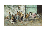 The Young Musicians Giclee Print by Vicenzo Irolli