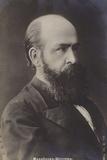 Aleksandr Sheller, Russian Poet and Novelist Photographic Print