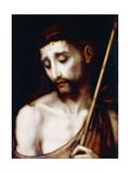 The Man of Sorrows Giclee Print by Luis De Morales