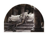 Scenes from Romeo and Juliet: the Tomb (V, III), 1882 Giclee Print by Frank Bernard Dicksee