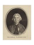 Brigadier General Charles Lawrence Giclee Print