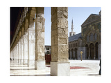 Syria. Damascus. Umayyad Mosque or Great Mosque of Damascus Giclee Print