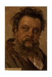 Modest Mussorgsky, Russian Composer Giclee Print by Ilya Efimovich Repin