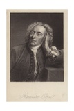 Alexander Pope Giclee Print by Arthur Pond