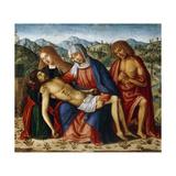 The Pieta Giclee Print by Giovanni Di Niccolo Mansueti