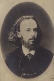 Semyon Nadson, Russian Poet Photographic Print