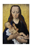 Virgin and Child, after 1454 Giclee Print by Dirck Bouts