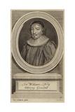 Sir William Noy Giclee Print by Cornelius Jansen