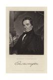 Edward Livingston Giclee Print by James Barton Longacre