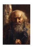 Der Rabbi Von Baghdad, C.1851 Giclee Print by Adolph Friedrich Erdmann von Menzel