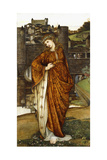 Our Lady of the Water Gate Giclee Print by John Roddam Spencer Stanhope