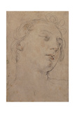 The Head of Europa Giclee Print by Guido Reni