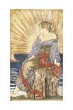 Ariadne Giclee Print by Robert Anning Bell