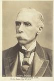 Alfred Austin (1835-1913), English Poet Photographic Print