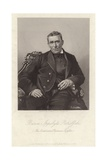 Baron Ippolyte Petroffski, Russian Turfite, C1860 Giclee Print by James B. Hunt