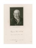 Benjamin West Giclee Print by George Henry Harlow
