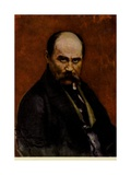 Taras Shevchenko, Ukranian Poet and Artist Giclee Print by Ilya Efimovich Repin