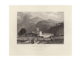 Convent of the Vallombrosa Giclee Print by James Duffield Harding
