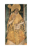 Saint Isidore of Seville (C. 560636). Bishop, Confessor and Doctor of the Church. Altarpiece of… Giclee Print