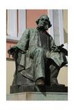 Statue of Ivan Aivazovsky (1817-1900). Feodosiya. Ukraine Giclee Print